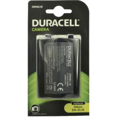 Duracell  Li-Ion-Akku für Nikon EN-EL18 | 5055190176955