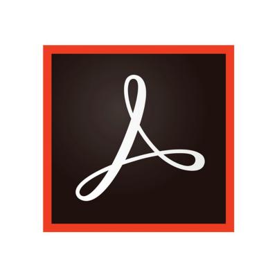 Adobe  Acrobat Pro 2017 EN ESD | 6430023918848