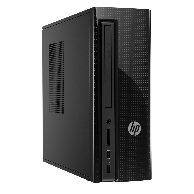 HP Slimline Desktop Mini PC 260-a156ng A6-7310 APU 4GB 1TB DVD±DL R4 Windows 10