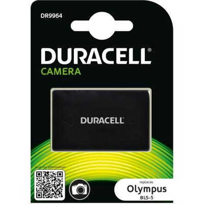Duracell  Li-Ion-Akku für Olympus BLS-5 | 5055190140222