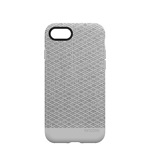 Incase Textured Snap Case für das Apple iPhone 8/7 grau