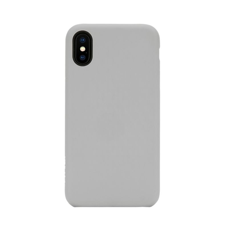 Incase Facet Case für das Apple iPhone X grau