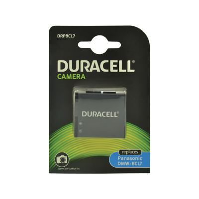 Duracell  Li-Ion-Akku für Panasonic DMW-BLC7 | 5055190172438
