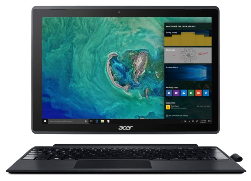 "Acer Switch 3 SW312-31-P7SF N4200 4GB/64GB eMMC 12"" FHD 2in1 Touch W10S"