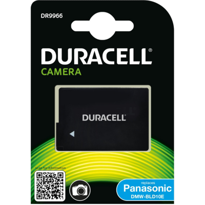 Duracell  Li-Ion-Akku für Panasonic DMW-BLD10E | 5055190139578