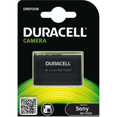 Duracell  Li-Ion-Akku für Sony NP-FH60, NP-FH70 | 5055190113455