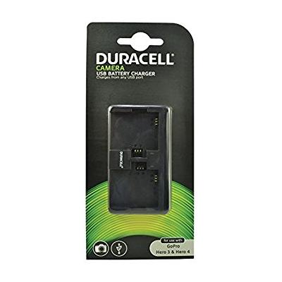 Duracell  USB-Ladegerät für GoPro Hero3/Hero4 | 5055190171806