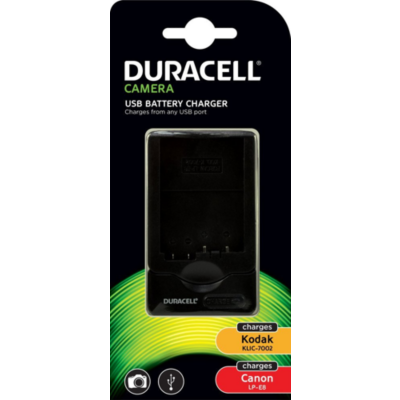 Duracell  USB-Ladegerät für Canon LP-E8 | 5055190169025