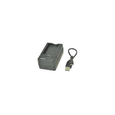 Duracell  USB-Ladegerät für Panasonic CGR-D120, CGR-D220 | 5055190174647