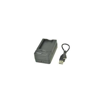 Duracell  USB-Ladegerät für Panasonic DMW-BLD10, DMW-BCL12 | 5055190174678