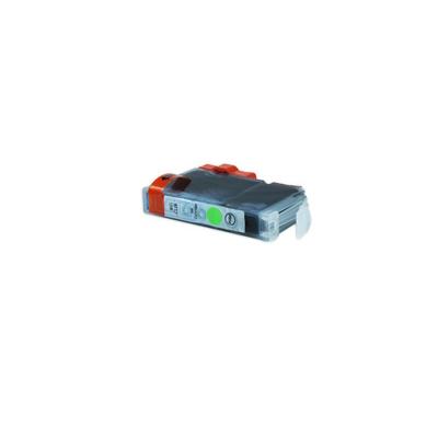 HQ Patronen Alternative zu Canon CLI-8G Tintenpatrone Grün (0627B001) | 4056104000848