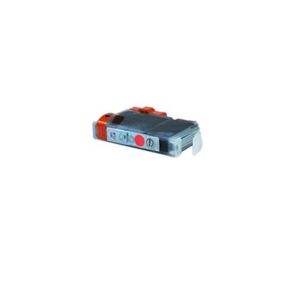 HQ Patronen Alternative zu Canon CLI-8R Tintenpatrone Rot (0626B001) | 4056104000831