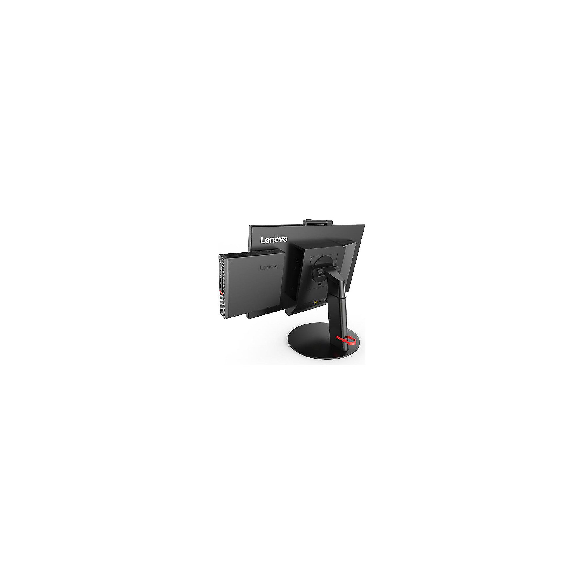 "Lenovo ThinkCentre Tiny-In-One 24 Gen3, 23.8"" 60,5cm FHD DP/USB 7ms 1000:1 LS"