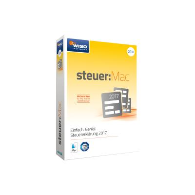 Buhl Data WISO steuer:Mac 2018 – Box | 4011282000370