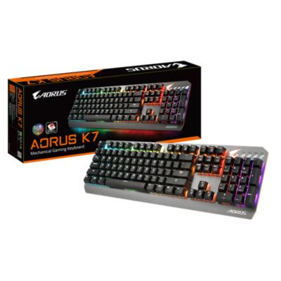 Gigabyte  Aorus K7 Gaming Tastatur, RGB Beleuchtung | 4719331550264