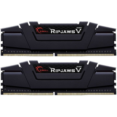 G. Skill 16GB (2x8GB) G.Skill RipJaws V DDR4-3000 CL15 (15-16-16-35) RAM DIMM Kit | 4719692006318