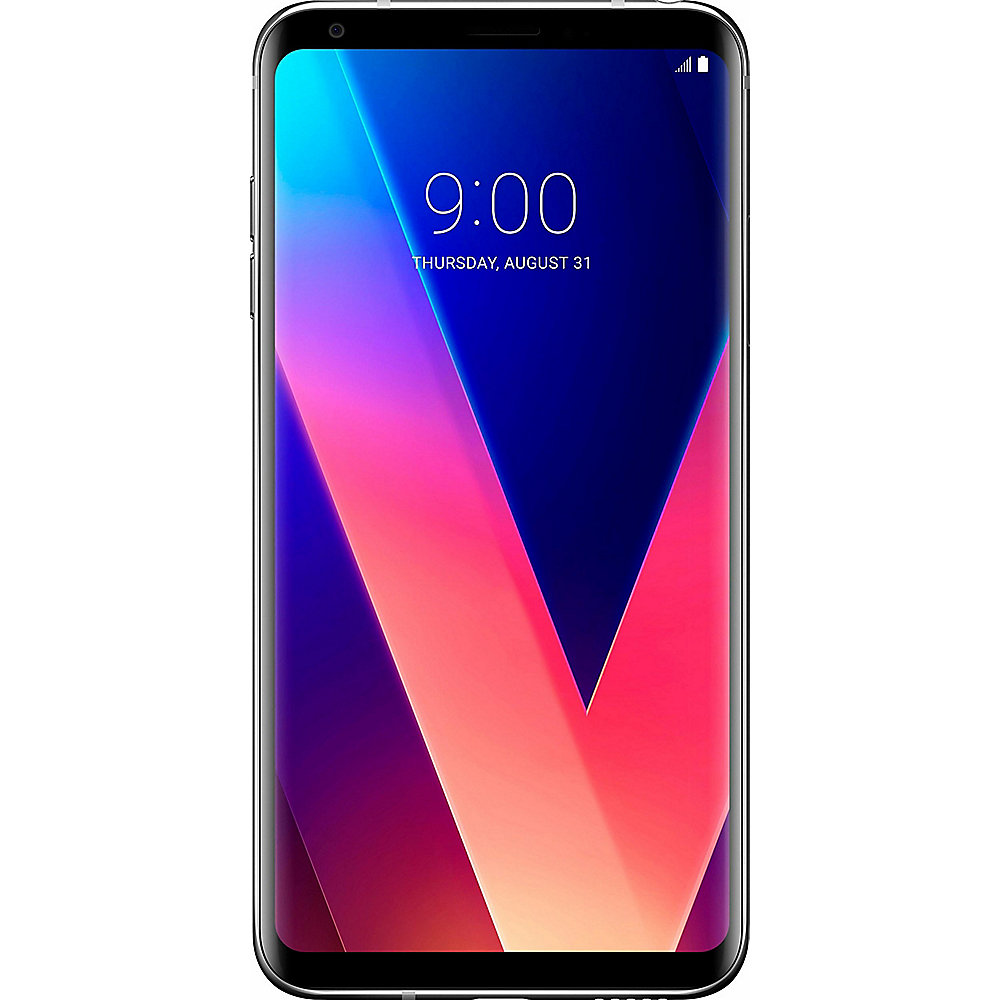 LG V30 64GB cloud silver Android 7.1 Smartphone ++ Cyberport
