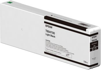 Epson C13T804600 Druckerpatrone 700ml Light Magenta T804600 UltraChrome HDX/HD