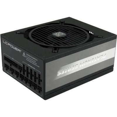 LC-Power  LC1000 V2.4 1000W Netzteil, 80+ Platinum, voll modular | 4260070125454