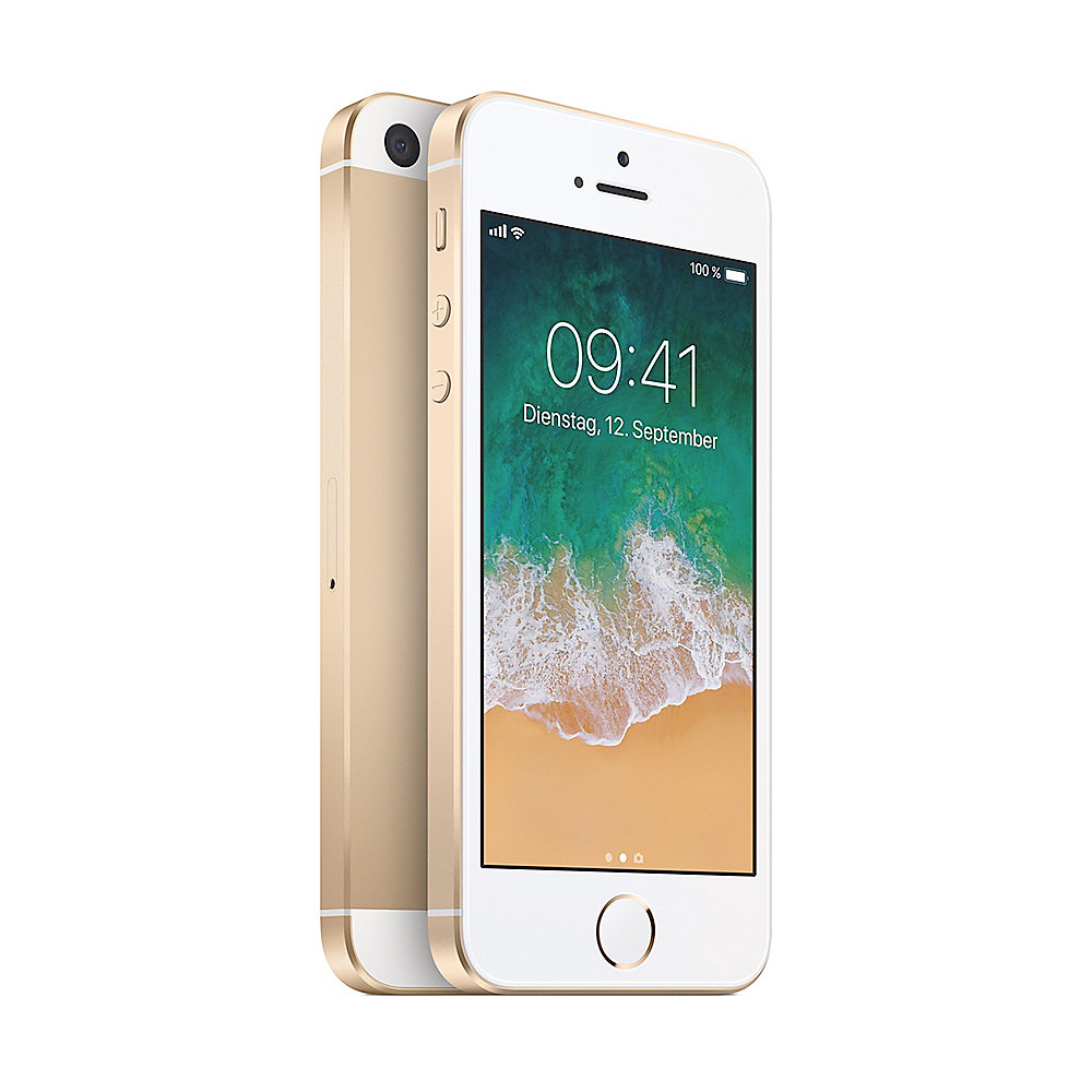 Apple iPhone SE 32 GB gold MP842DN/A