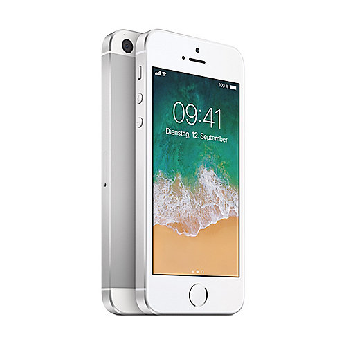 Apple iPhone SE 32 GB silber MP832DN/A