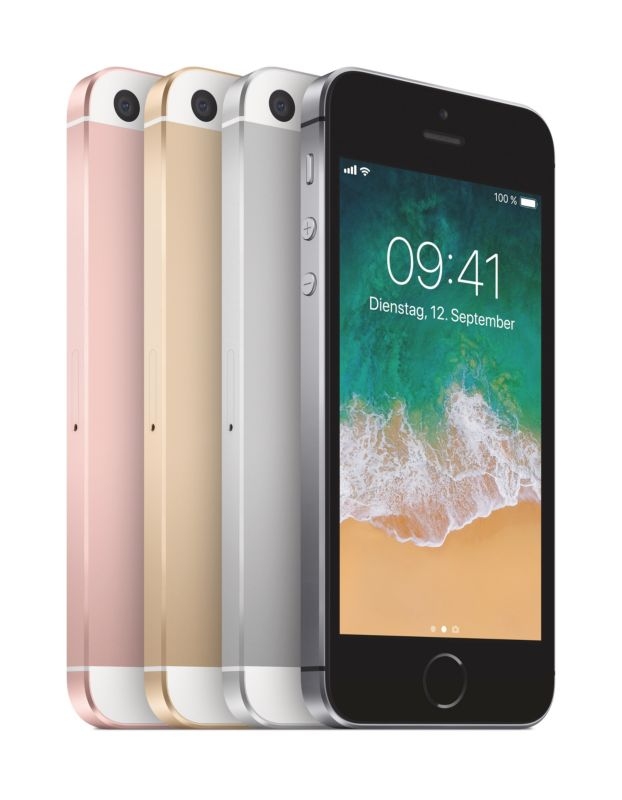 Apple iPhone SE 128 GB gold MP882DN/A