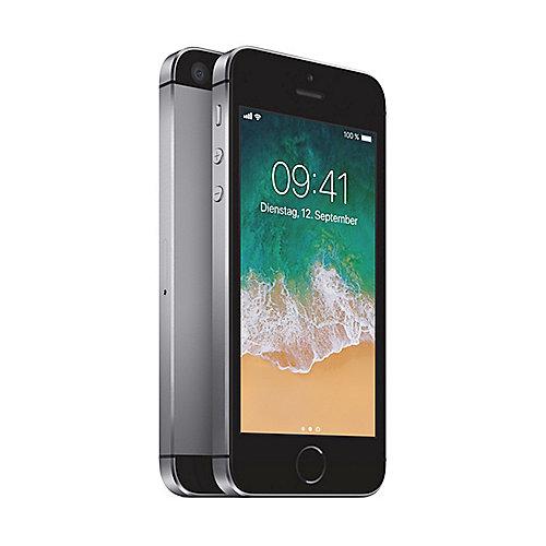Apple iPhone SE 128 GB spacegrau MP862DN A