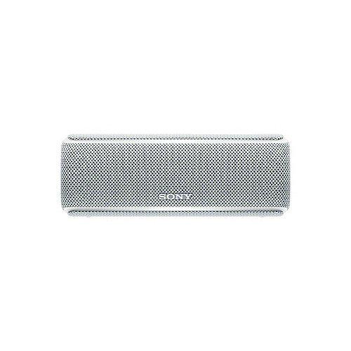Sony SRS-XB21 tragbarer Lautsprecher (wasserabweisend, NFC, Bluetooth) weiß | 4548736072138
