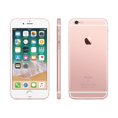 Apple  iPhone 6s 32 GB Roségold MN122ZD/A | 0190198058539