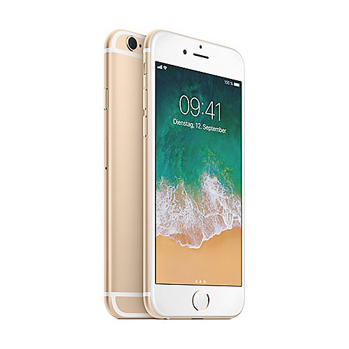 Apple iPhone 6s 128 GB Gold MKQV2ZD A