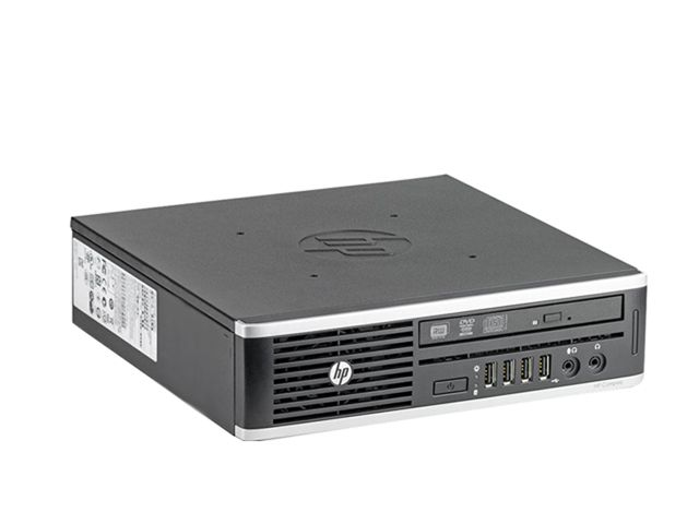 *Refurbished: HP Elite 8300 USFF - i5-3470S 4GB/320GB DVD-ROM HD2500 W10P