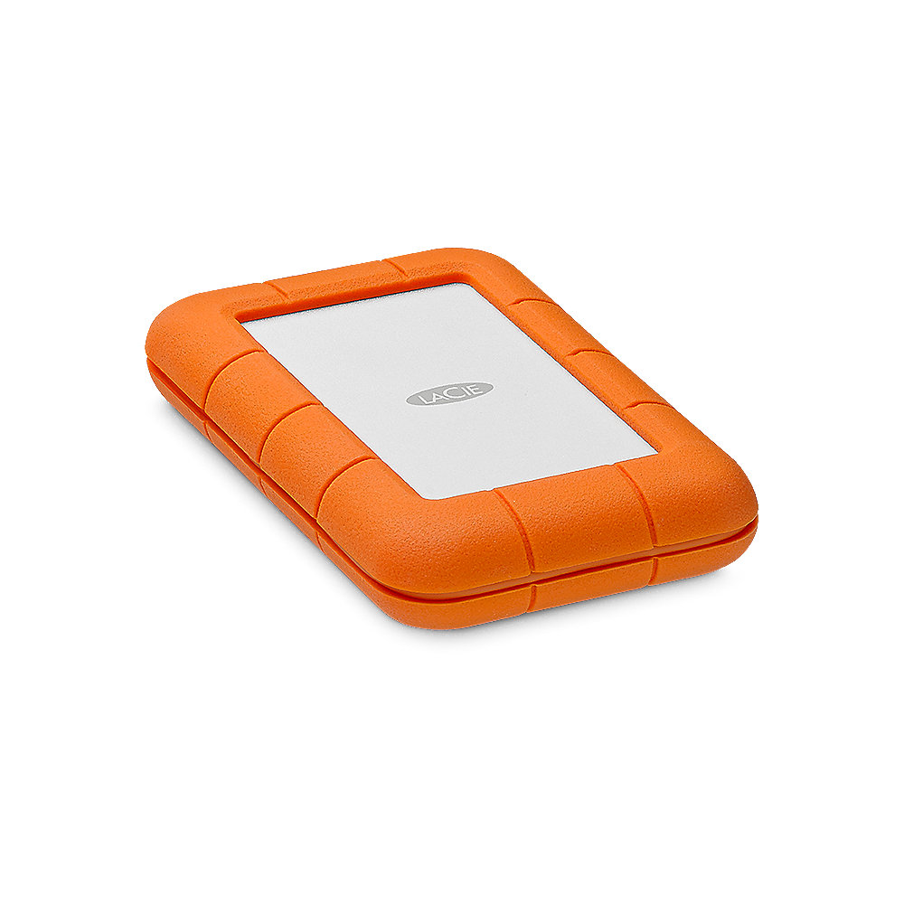 LaCie Rugged SECURE Thunderbolt 3 / USB-C 3.1 2TB HDD 2.5 Zoll