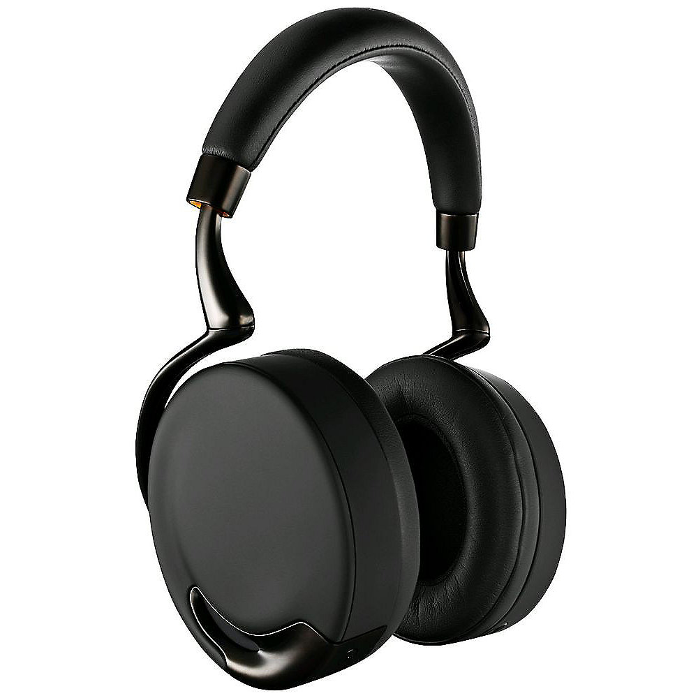 Parrot Zik by Philippe Starck Gold Collection Bluetooth Kopfhörer schwarz-gold