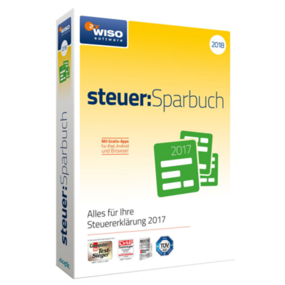 Buhl Data WISO steuer:Sparbuch 2018 – Box | 4011282000400
