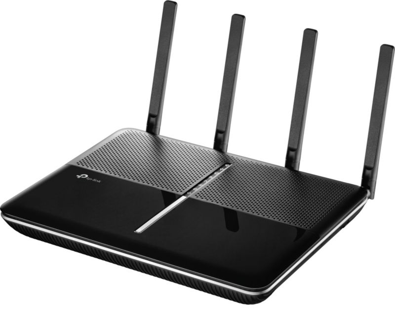 TP-LINK Archer VR2800v AC2800 VoIP WLAN MU MIMO VDSL Modemrouter mit DECT