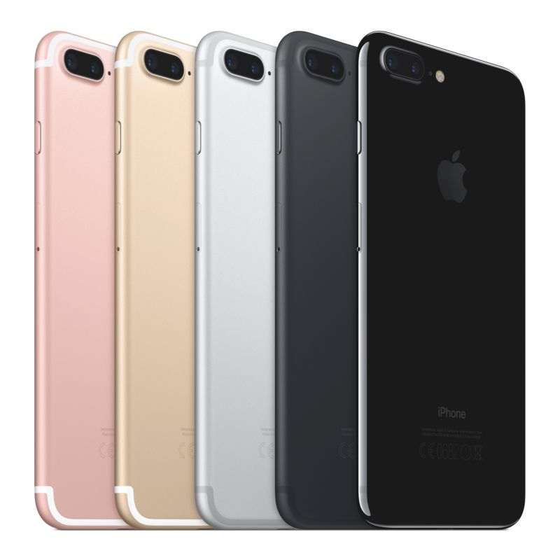 Apple iPhone 7 Plus 32 GB silber MNQN2ZD/A