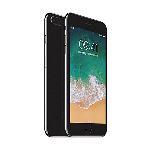 Apple iPhone 7 Plus 32 GB diamantschwarz MQU72ZD/A