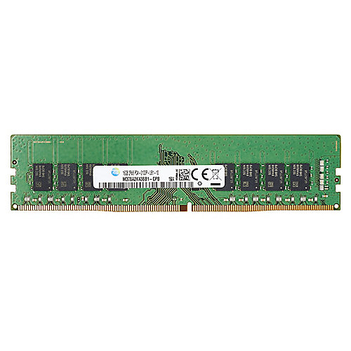 HP 16 GB RAM DIMM 288-PIN 2400 MHz / PC4-19200