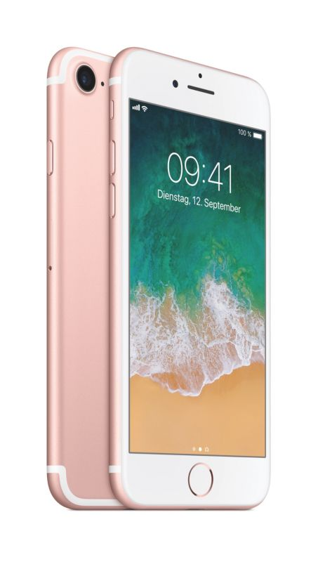 Apple iPhone 7 128 GB roségold MN952ZD/A