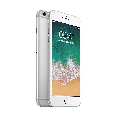 Apple iPhone 6s Plus 128 GB Silber MKUE2ZD/A