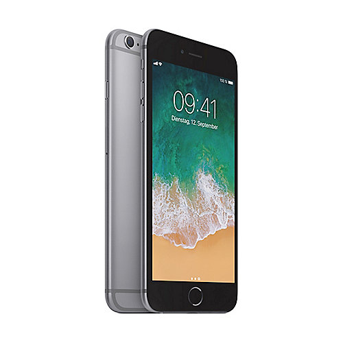 Apple iPhone 6s Plus 128 GB spacegrau MKUD2ZD A