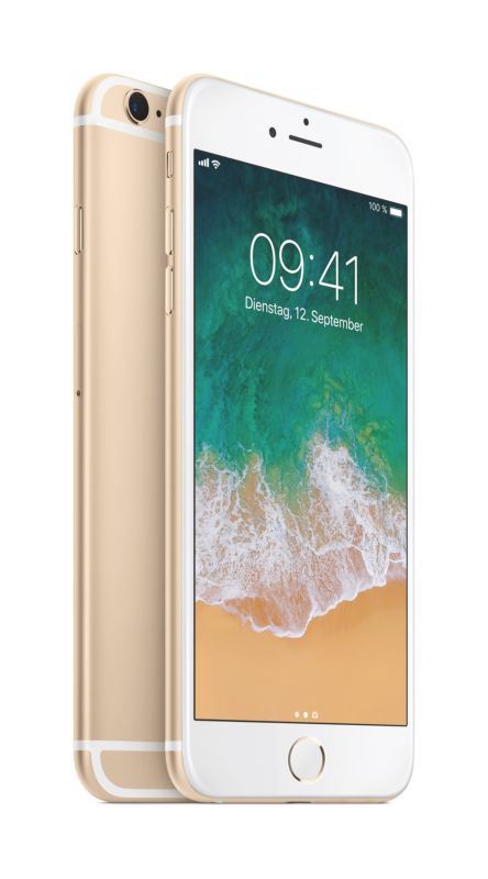 Apple iPhone 6s Plus 128 GB Gold MKUF2ZD/A