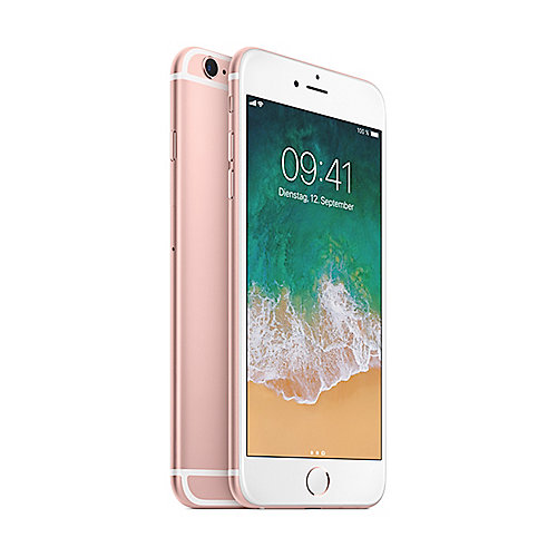 Apple iPhone 6s Plus 128 GB Roségold MKUG2ZD/A