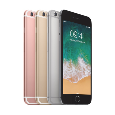 Apple iPhone 6s Plus 32 GB roségold MN2Y2ZD A auf Rechnung bestellen