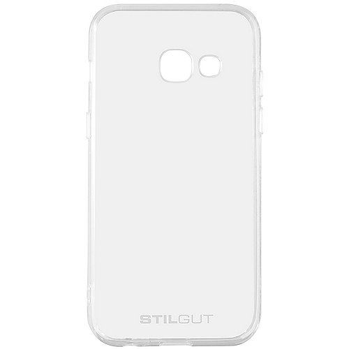 StilGut Cover für Samsung Galaxy A3 (2017) transparent