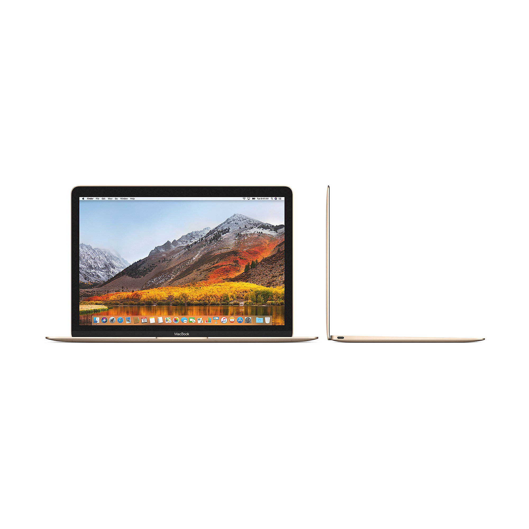"Apple MacBook 12"" 2017 1,2 GHz Core M 8GB 256GB HD615 Gold MNYK2D/A"