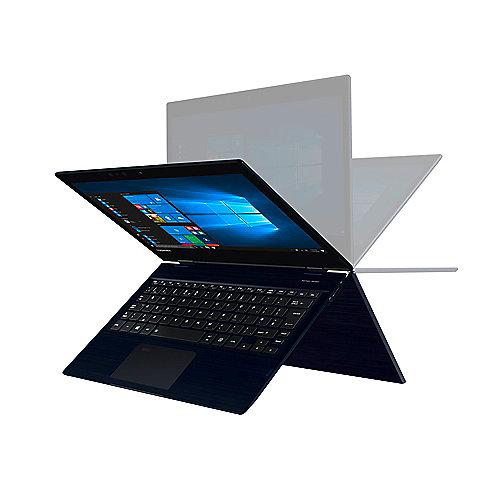 Toshiba Portégé X20W-D-11N 2in1 Touch Notebook i5-7200U SSD Full HD Windows10Pro | 4051528333688