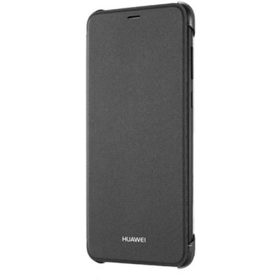 Huawei  Flip Cover für P smart, schwarz | 6901443208371