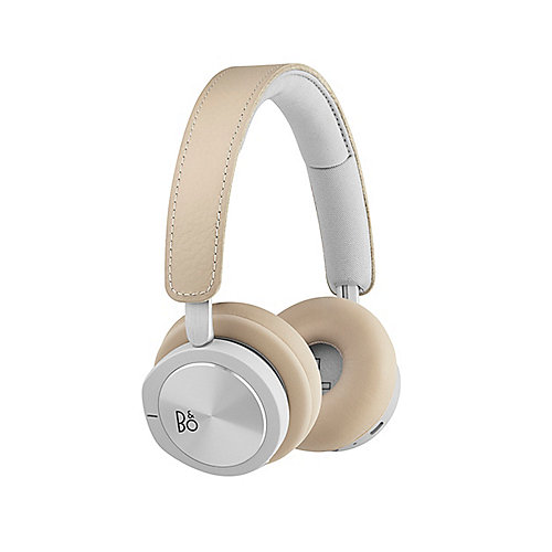 .B&O PLAY BeoPlay H8i On-Ear Bluetooth-Kopfhörer -Noise-Cancellation natural