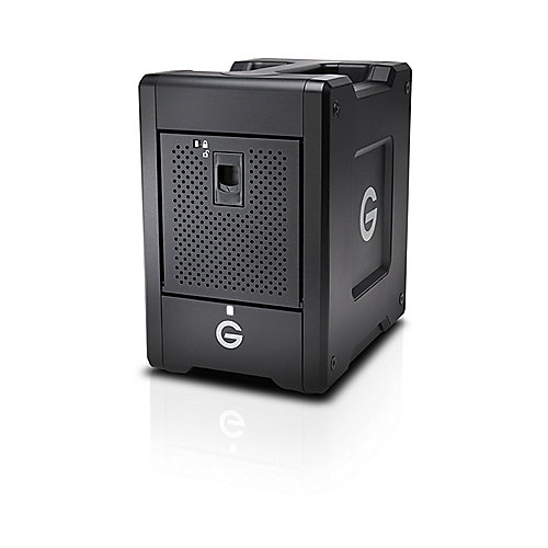 G-Technology G-SPEED Shuttle ev Series Thunderbolt 3 DAS 4-Bay 20TB
